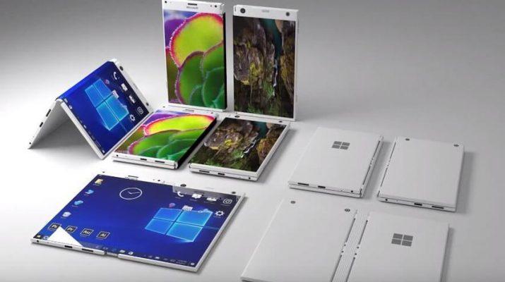 Microsoft смартфони 2018