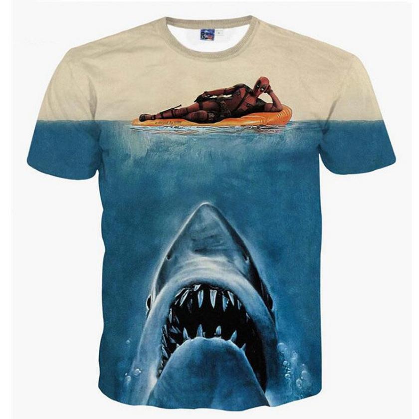 футболка з прінтом