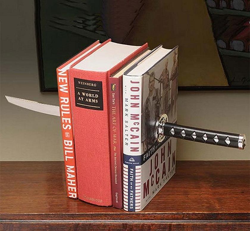 магнітна полиця для книг
