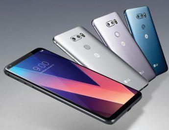 Старт продажів LG V30 + в Україні