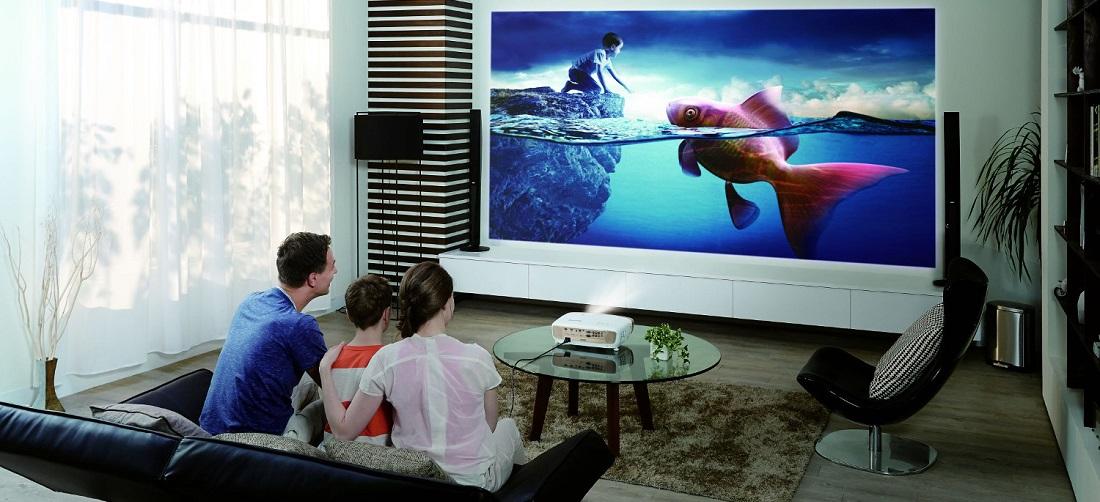вибір проектора для дому