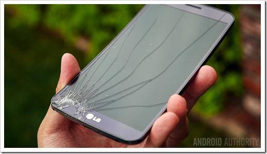 заміна дисплея смартфона