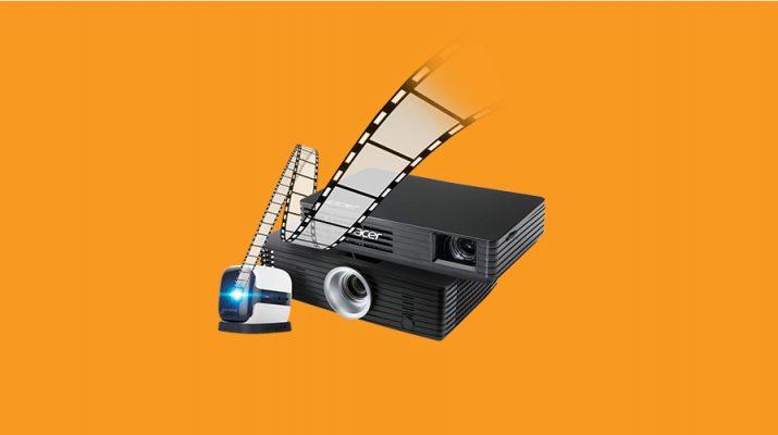 як вибрати проектор
